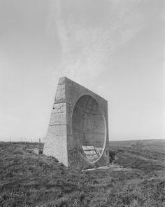 Sound Mirrors, the concrete blocks that once protected Britain Joe Pettet-Smith Concrete Structure, Concrete Blocks, True Nature, Light Installation, Sound Waves, British History, British Isles, Zeppelin
