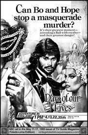 Bo and Hope TV wedding Ad  #daysofourlives #dool