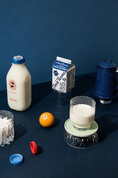 Is Milk Bad For You I Launched A Personal Investigation - Determined To Find Out Once And For All How Bad Milk Really Is I Recruited Myself To Join The Boston Globes Spotlight Team And Conducted An Intricate Investigation That Required Months Of Und Object Photography, Still Life Photography, Vintage Photography, Food Photography, Photography Camera, Bright Art, Bright Colors, Prop Styling, Foto Art