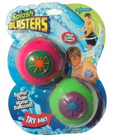 Alltoys Splash Blasters bomby wodne | MALL.PL