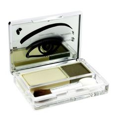 Clinique All About Shadow Duo   10 Mixed Greens 22g007oz >>> Check out the image by visiting the link.