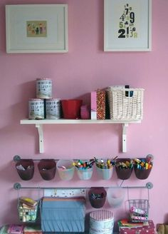 cool ikea kids desk organization  Girls' Bedroom Design, Pictures, Remodel, Decor and Ideas - page 26