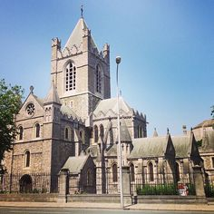 """See 1030 photos from 6832 visitors about crypt, ireland, and anglican. """"Close to the castle a Norse king of Dublin built Christ Church Cathedral (c. Monuments, Promotional Events, Dublin Ireland, Art Festival, Cathedrals, Us Travel, Barcelona Cathedral, Christ, Challenge"""