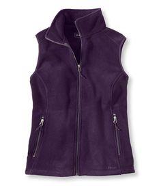 Trail Model Fleece Vest - Darkest Violet