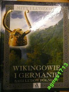 Wikingowie i Germanie: Sagi ludów Północy (5674379348) - Allegro.pl - Więcej niż aukcje.