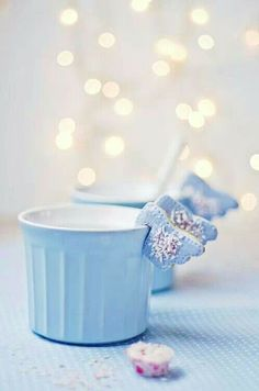 Winter caffe