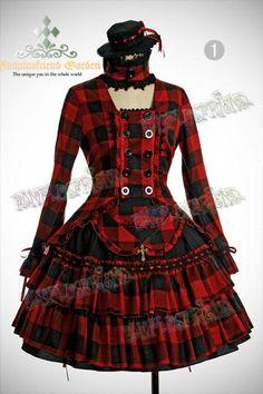 Gothic Aristocrat Travel Rider Top, Bustle Skirt, Mini Hat Set    Source: http://www.wishwall.me/contest/gothic-aristocrat-travel-rider-top-bustle-skirt-mini-hat-set-4f87a2e4bc4576716904371e