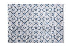 Online sale Carpetrade / 22556 / Chic / Vloerkleed - Grijs en Blauw