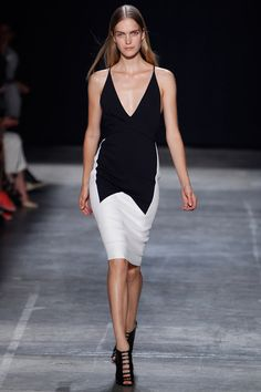 Narciso Rodriguez makes beautiful collections that I'd would actually wear. Click for more.