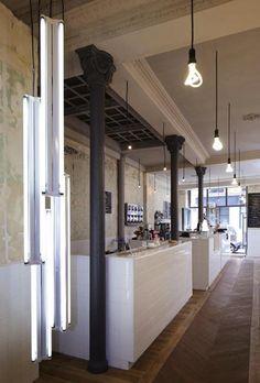 cafe coutume | 47 rue de babylone