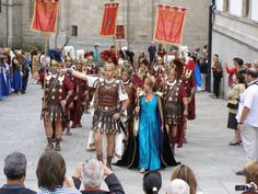 #ArdeLucus, #Lugo, #Galicia