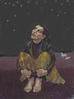 Paula Rego - Good Dog, pastel on canvas Paula Rego Art, Symbolic Art, Galleries In London, Feminist Art, Figure Painting, Painting Inspiration, Illustration Art, Drawings, Artwork