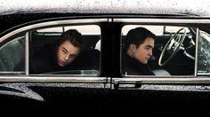 Robert Pattinson Photographs James Dean in First Trailer for 'Life'