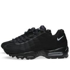 quality design b4ff2 04855 Nike Air Max 95 Comfort Premium Tape Reflective Pack (Black  Silver)