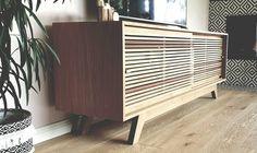 """Polubienia: 10, komentarze: 2 – Magda Jabłonowska (@mag.da.j) na Instagramie: """"Drodzy, Chwaliłam się już meblami ogrodowymi projektu mojego męża, teraz przyszła pora na szafkę…"""" Credenza, Sweet Home, Cabinet, Storage, Furniture, Instagram, Home Decor, Clothes Stand, Homemade Home Decor"""