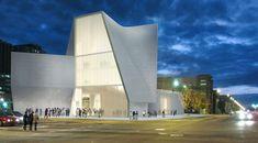 institute for contemporary art by steven holl set to break ground - designboom   architecture