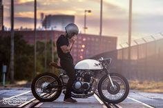 /// Mike Le of Kinetic Motorcycles