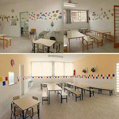 Projeto  Casa Real 2015 - Reforma CADEVI ( Centro de Atendimento ao Deficiente Visual ) : Refeitório