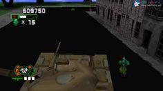 Descargar Army Men Omega Soldier (PS1 + Emulador para PC) - Nivel 14 - G...