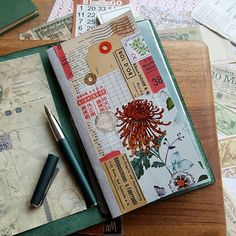 Writing is an exploration! ☆ #journal #journaling #journaltime #journalcommunity #journalpage #journalpages #collageart #collage #stationery #ephemera #travelersnotebook #whatsinmynotebook #tn #mtn #tnb #traveljournal #leathergoods #leathernotebook #loveforanalogue #analoglife #stationerygeek #stationeryaddict #artjournaling #write #writemore #writing #vintage #vintagepaper #lamy #fountainpen