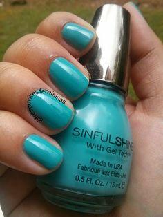 Sinful Shine - At Sea