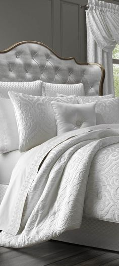 Luxury Bedding Sets, J Queen New York Bedding Lauralynn