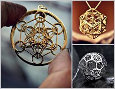 #MetatronsCube io a very complex two-dimensional geometric figure. It is considered a geometric variant of the 'Fruit of Life' symbol that is, in turn, derived from the Flower of Life, a powerful #SacredGeometry symbol believed to hold all the patterns of creation. Metatron's Cube is said to contain the five key sacred patterns or shapes that make up all matter in this universe - Known as the #PlatonicSolids