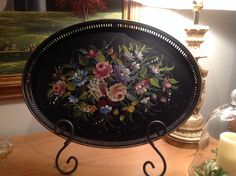 Vintage tray for sale on Etsy