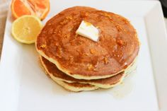 Citrus Ricotta Pancakes   Tasty Kitchen: A Happy Recipe Community!