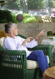 Why Ali MacGraw Loves Her Gray Hair