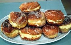 pelotas de fraile French Toast, Muffin, Breakfast, Recipes, Food, Crack Crackers, Spanish Kitchen, Lolly Cake, Buns