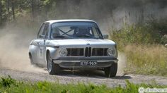BMW 2002 TI - Lahti Historic Rally 2014