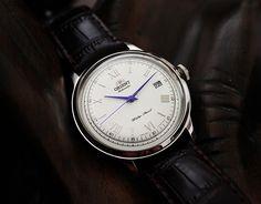 The Bambino Version 2 - www.orientwatchusa.com/er2400ew #classicwatch #watches