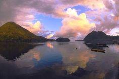 Banda Neira - Ambon,Mollucas Maluku Islands, Travel News, Nature Animals, Beaches, Paradise, Asia, Heaven, Sunset, Outdoor
