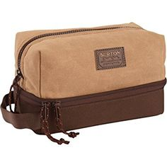 Burton 15301101206 Sac à dos Low Maintenance Kit, Beagle Brown Waxed Canvas, 23 x x cm, 5 L Beagle, Burton Snowboards, Kit, Waxed Canvas, Travel Luggage, Snowboarding, Brown, Accessories, Daddy