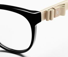 Gallery For > Chanel Reading Glasses Bow