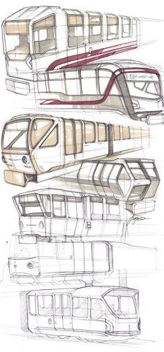 Sketchbook designs