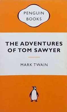 The Adventures of Tom Sawyer by Mark Twain Popular Penguins good used cond PB Adventures Of Tom Sawyer, Penguin Books, Mark Twain, Penguins, Toms, Author, Popular, Most Popular, Writers
