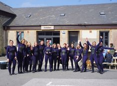 c10e93e3f3 The women s wetsuit tester weekend at Finisterre - SurfGirl Magazine  Surfer