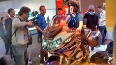 Smart Helmet by Intel