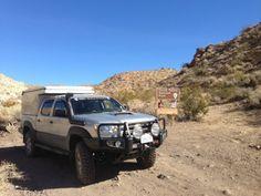 American Adventurist staff trip, Death Valley CA, Goler Wash, January 2013