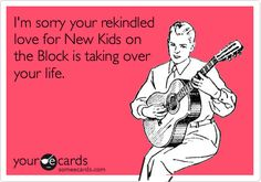 I wouldn't have it any other way.  Blockhead Love! This so me, lol. I'm ok with this kinda problem ;-)