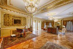 russian mansion interior - Google Search
