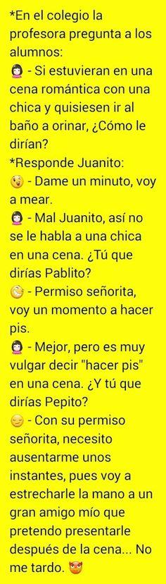 Jajaja Wtf Funny, Funny Jokes, Hilarious, Pepito Jokes, Pinterest Memes, Humor Mexicano, Frases Humor, Spanish Humor, Adult Humor