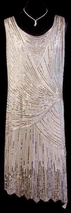 Robe de soirée: 1928, Paris, French, Collection of Alexandre Vassiliev (Moscow).