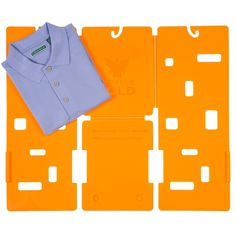 MiracleFold® Junior Size Laundry Folder Clothes Folder T-Shirts Pants Towels Organizer Fast Easy and Fun Time Saver (Orange) Sewing Clothes, Washing Clothes, Laundry Folder, Towel Organization, Organizing, Folding Laundry, Clothing Hacks, Clothing Ideas, Worth Clothing
