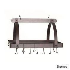 Old Dutch 24-hook Grid Pot Rack - Overstock™ Shopping - Great Deals on Old Dutch Pot Racks