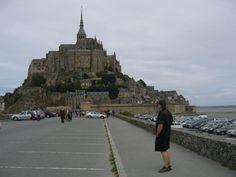 Le-Mont-Saint-Michel, Avranches, France Mont Saint Michel, Monument Valley, To Go, Louvre, France, Building, Places, Nature, Travel