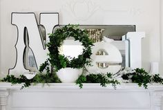 Noel_Christmas_Mantel
