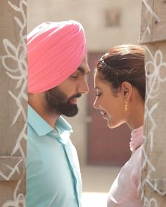 Ammy virk and sonam bajwa👌👌👌 Punjabi Wedding Couple, Punjabi Couple, Wedding Couples, Cute Couple Dp, Beautiful Couple, Couple Pics, Couple Goals, Pre Wedding Poses, Pre Wedding Photoshoot
